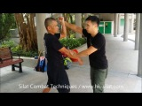 Silat Combat Techniques ! Punch Countering Attack !