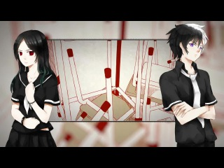 [Vocaloid / Kagamine Rin RUS cover] j.am & Rey Nishiki - The Lost One's Weeping [Harmony Team]