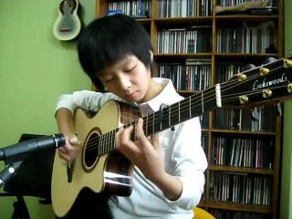 Sungha Jung - Rylynn (Andy Mckee Cover)