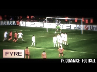 Messi amazing free kick | vk.com/nice_football