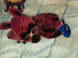 Песня Ёжика и Медвежонка - песня из мультфильма Как ёжик и медвежонок встречали Новый год.