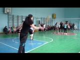 Финал района по волейболу(девки) 61 vs лицей