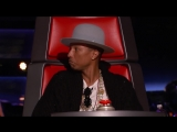Joe Tolo - To Love Somebody - The Voice USA 2015 - Season 8 - Blind Auditions 2