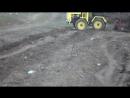 самодельный мини трактор испытание плуга