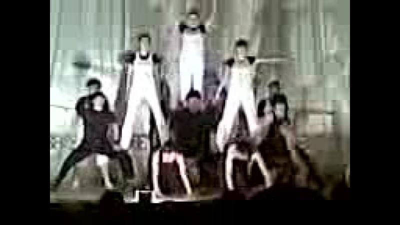ВКГУ Студ.Весна 2009 или 10 Наминация Лучший спортивный танец