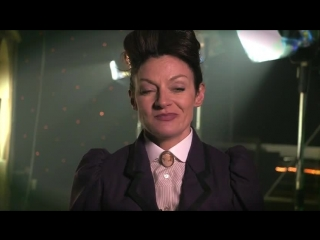 Did you miss her Michelle Gomez returns to Doctor Who!