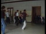 Обучающее видео: танцы латина Cha-Cha-Cha из первых рук. Angel Ortiz урок 1_1