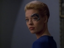 Star Trek Voyager Seven of Nine talks about love ENG Звёздный путь Вояджер