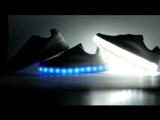 Force_Lab LED shoes.