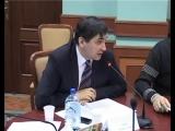 Выступление на круглом столе 24 января 2012 года в рамках юбилейных XX Международных Рождественских образовательных чтений в МГУ