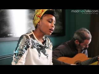 Imany- I pray for your help (live)
