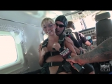 Naked News Skydive