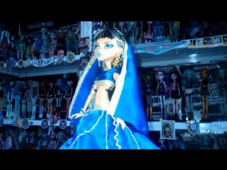 Monster High outfit from S.A Indian Princess