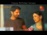 Arshi VM Sanaya Barun Offscreen Masti A special dedication on Sanaya's Birthday (SBSSBB)