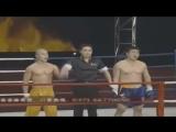 Шаолиньский монах Yi Long против боксеров и других ударников!!! (music: Six Feet Under – Deathklaat)