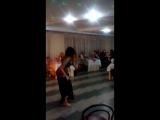 Александра Давиденко-восточный танец(продолжение Алла Кушнир)