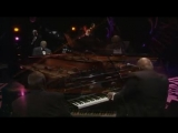 Oscar Peterson and Oliver Jones perform Hymn to Freedom at the Montr