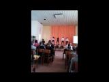 Танец Toka toka на конкурсе