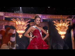 Ukraine in the miss universe