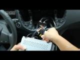 Hyundai ix25 - замена, снятие магнитолы (головного устройства)