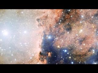 Крупный план звездного скопления NGC 6193 и туманности NGC 6188