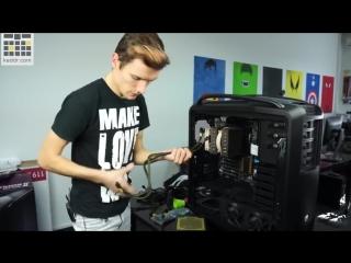 Компьютер за $7000   сборка mega PC 2 0