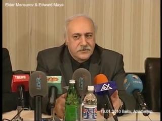 Dj Edward Maya - Baku - Azerbaijan Press Conference