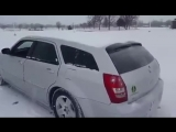 Как правильно чистить автомобиль от снега ?
