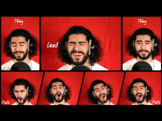 Cheb KHALED - Aisha (Cover by Alaa WARDi)