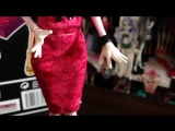 Monster High Draculaura I Love Shoes обзор на русском