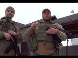 Эштон Катчер записался в «Азов» и вывесил американский флаг над Широкино