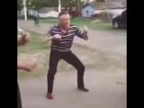 Как я танцую бухой на даскитеке