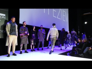 St.Petersburg Fashion Week показ Apti Eziev