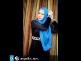 Способ повязывания хиджаба!