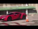 Форсаж 7 - Lykan HyperSport - Машина стоимостью 3,5 миллиона долларов (Видео из группы «Трейлеры от NW»)