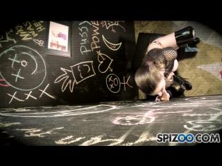 DrainMyBalls.com/Spizoo.com: Brooklyn Chase - Brooklyn Chase Glory Hole (2015) HD