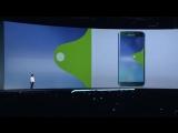 Презентация флагманов Samsung Galaxy S6 на MWC 2015
