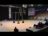Dance class Olega Ivanova.группы синьоры фольк