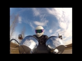 Мото Сезон 2015 GoPro Hero 2 Honda CB 400 Super Four