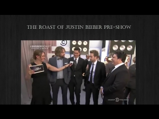The Comedy Central Roast of Justin Bieber - Red Carpet Pre-Show 2015