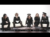 the GazettE x ZEAL LINK Special 13th Anniversary Fair - Special Comment DVD
