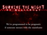 SURVIVE THE NIGHT ENGLISH(AMERICAN)