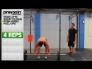 MENS FULL BODY CROSSFIT WORKOUT