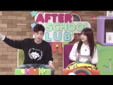 [CUT] MADTOWN 150317 After School Club-Hang out with Dini LARASATI