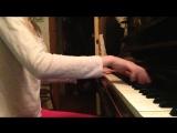 Adele - Skyfall piano coverpiano version