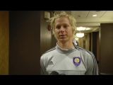 Brek Shea breaks down his goal from last night's weather shortened 1-1 draw against the Charleston Battery.