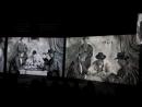 Мультимедийная выставка От Моне до Сезанна. Французские Импрессионисты.....Фрагмент 1