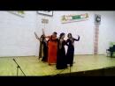 ХНПУ.Танец туркменских девушек.