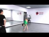 Слава Петренко (Танцы на ТНТ) и Тагир Гиндуллин (Танцуй на Первом)