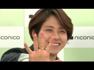Show | 150313 — Live in NicoNico (The NicoNama)